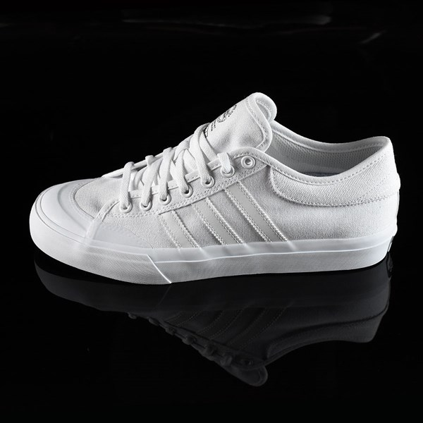 Matchcourt Low Shoes White, White In Stock at The Boardr