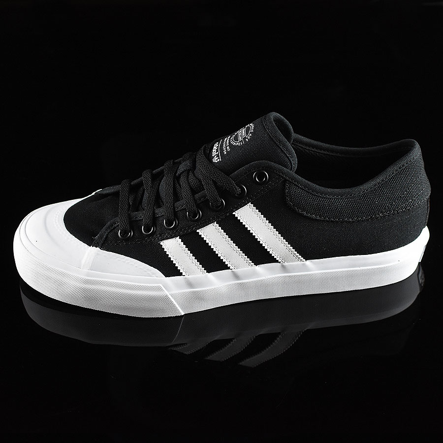 Black, White Shoes Matchcourt Low Shoes in Stock Now