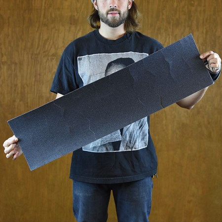 Mob Grip Tape Laser Cut 80's Griptape Black in stock now.
