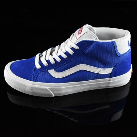 Vans Mid Skool Pro 50th '79 Shoes Blue, White