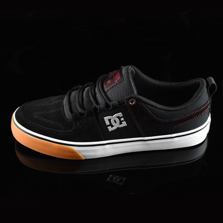 DC Shoes Lynx Vulc S Cyril Shoes Black, Red 12