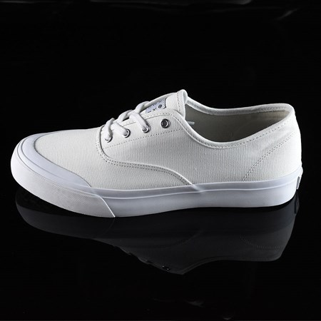 Size 11 in HUF Cromer Shoes, Color: White