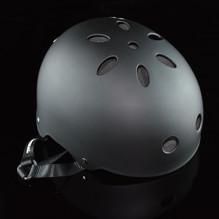 The Boardr Price Point Helmet Flat Black