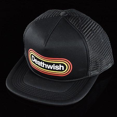 Deathwish Machinehead Trucker Hat Black One Size Fits All