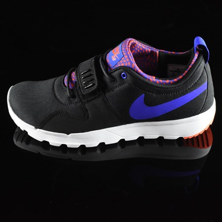 Nike SB Trainerendor Shoe Black, Racer Blue, White Crimson in stock now.