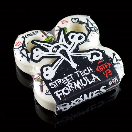 Bones Wheels Berger STF Wheels Snake in stock now.