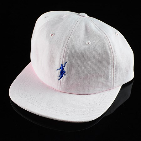 Polar No Comply 6 Panel Pastel Pink in stock now.