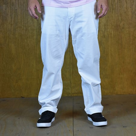 Polar 90's Chino Pants White