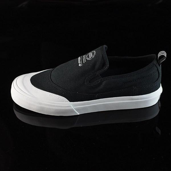 adidas Matchcourt Slip Shoes Black, White