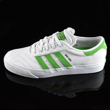 adidas Adi-Ease Premiere Away Days Shoes White, Green