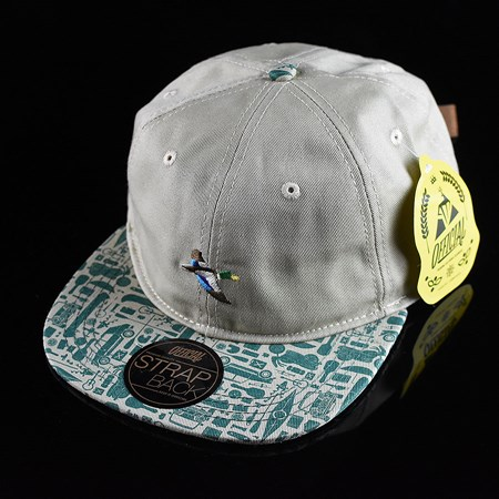 The Official Brand Mallard Khaki Hat Khaki