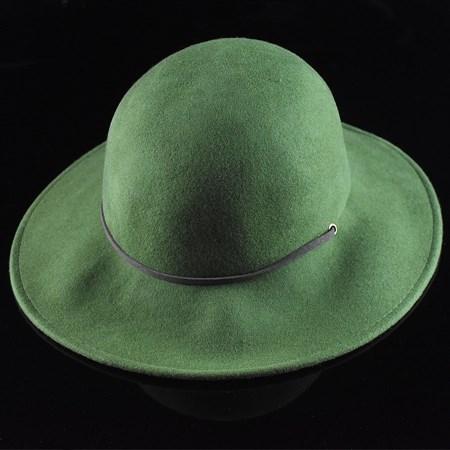 The Official Brand Landsmen Felt Hat Green Large/ Extra Large