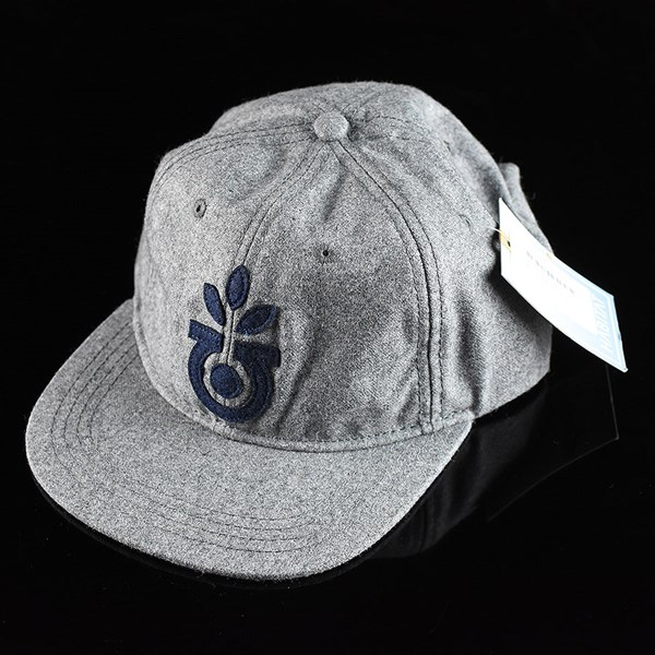 Habitat Felt Bloom Hat Grey