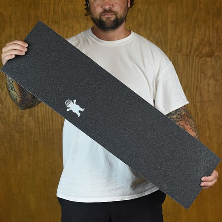 Grizzly Griptape Boo Johnson Signature Griptape Black in stock now.