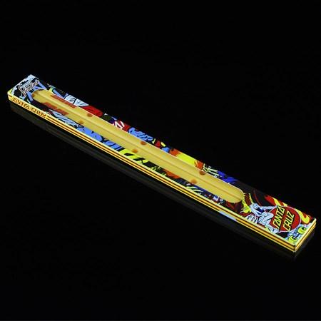 Santa Cruz Slimline Rails Yellow