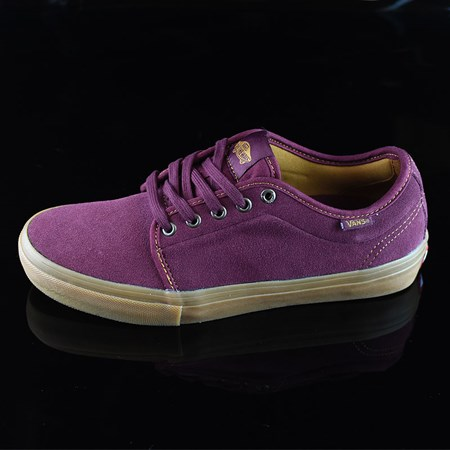 Vans Chukka Low Pro Shoes Port, Gum