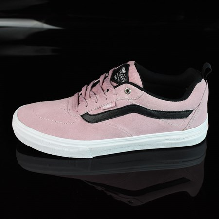 Vans Kyle Walker Pro Shoes Zephyr, White