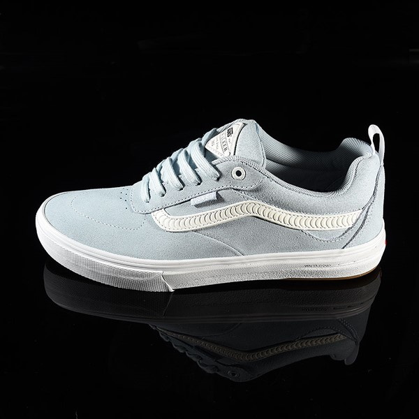 Vans Kyle Walker Pro Shoes Baby Blue, White, Spitfire