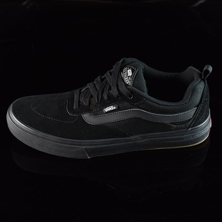 Vans Kyle Walker Pro Shoes Blackout in stock now.