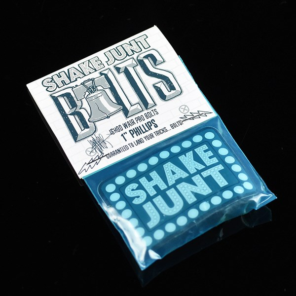 Shake Junt Ishod Bolts Black, Blue