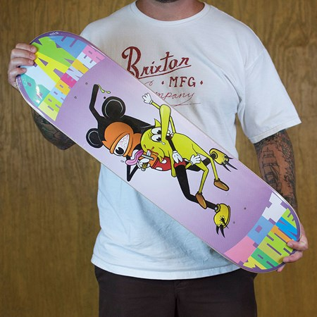 Toy Machine Blake Carpenter Sect Fight Deck Purple in stock now.