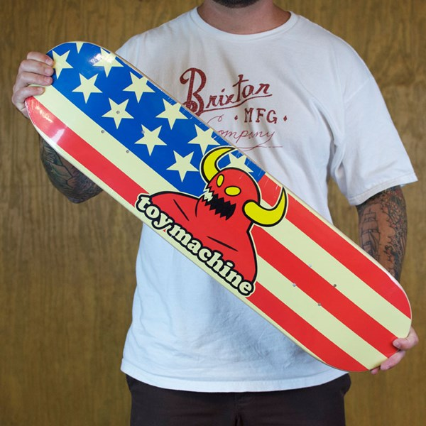 machine american deck