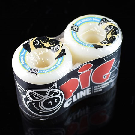 Pig Blake Carpenter Pug Wheels White in stock now.