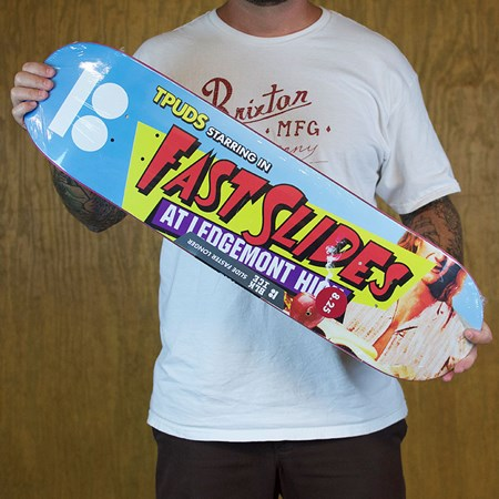 Plan B Torey Pudwill Fastslides Deck  in stock now.