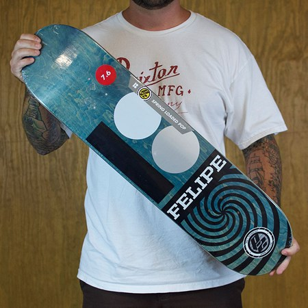 Plan B Felipe Gustavo OG Remix P2 Deck  in stock now.