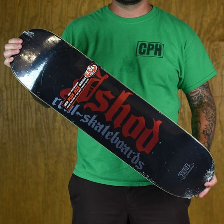 Real Ishod Wair Ghetto Cowboy Deck Black