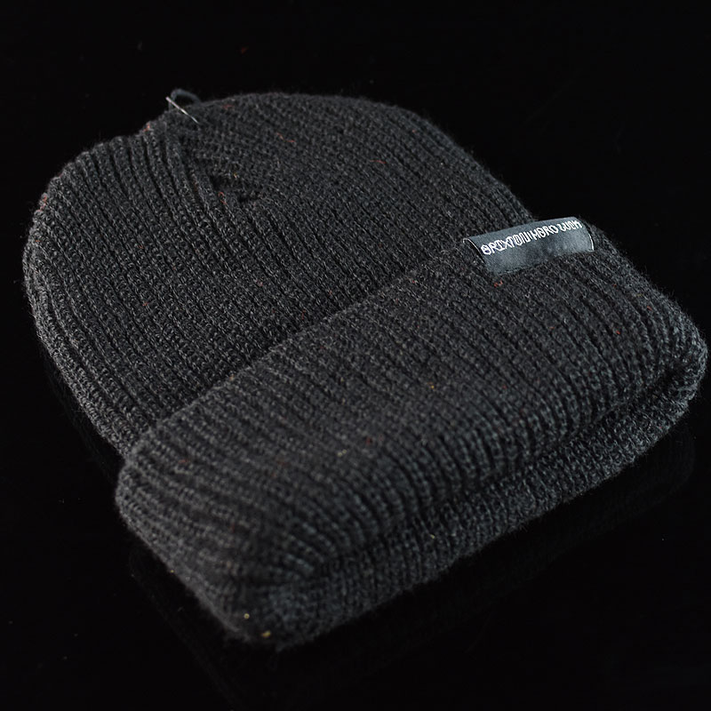 Black Hats and Beanies Hard Luck FU Prayer Beanie in Stock Now