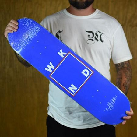WKND USPS Deck Blue