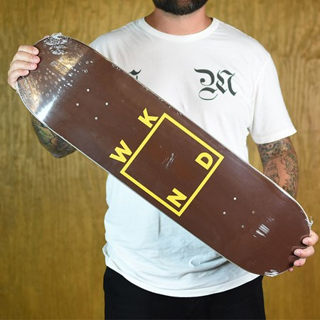 WKND UPS Deck Brown