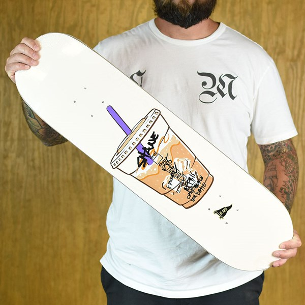 Primitive Shane O'Neill Ice Latte Deck Coffee