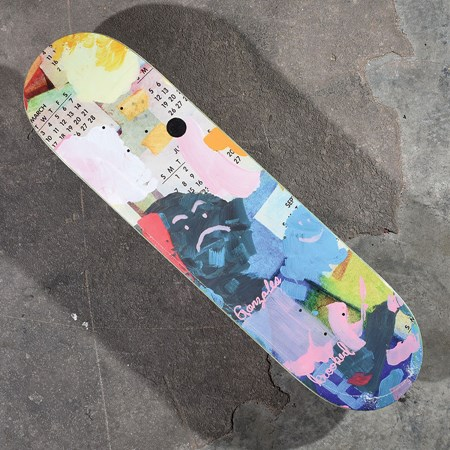 Krooked Mark Gonzales Ruenen Deck