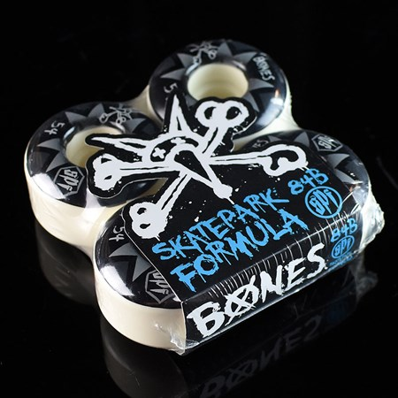 Bones Wheels Mini Rat SPF Wheels White