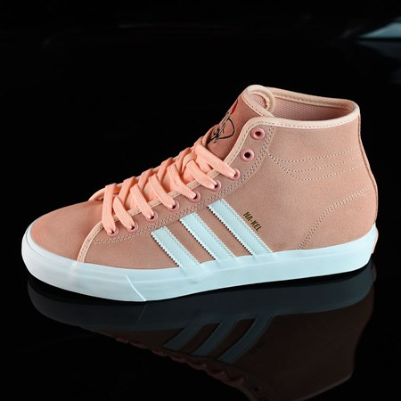 adidas Matchcourt RX Na-Kel Shoes Haze Coral, White, Haze Coral in stock now.