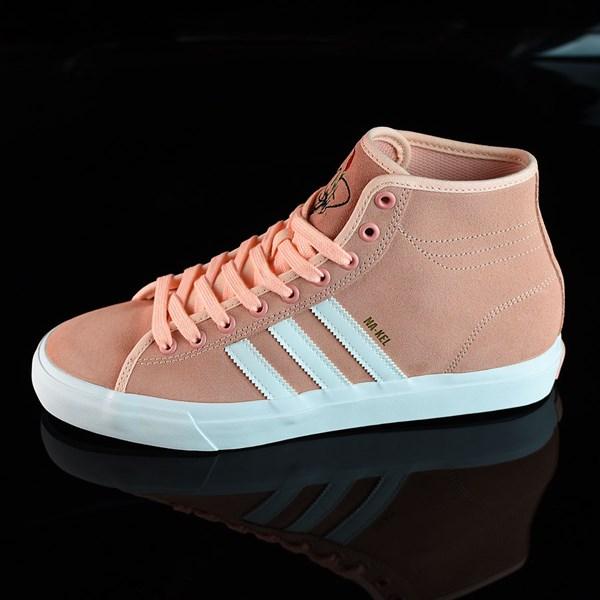 adidas Matchcourt RX Na-Kel Shoes Haze Coral, White, Haze Coral