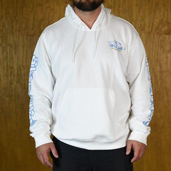 adidas Snoop X Gonz Hooded Sweatshirt White