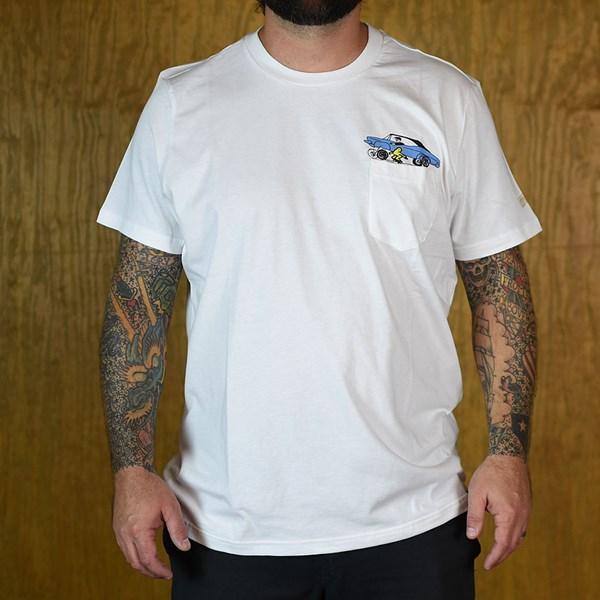 adidas Snoop X Gonz Pocket T Shirt White