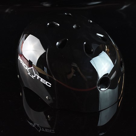 ProTec Classic Helmet Gloss Black in stock now.