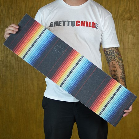 Grizzly Griptape Reed Blanket Grip Black in stock now.