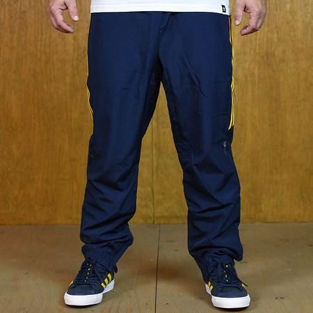 adidas adidas X Hardies Track Pants Navy, Yellow