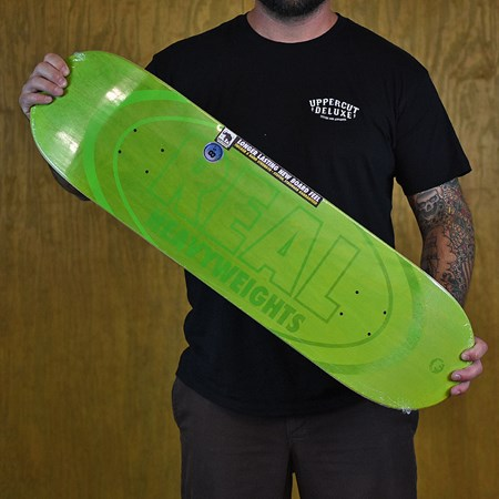 Real Heavyweight Deck Green