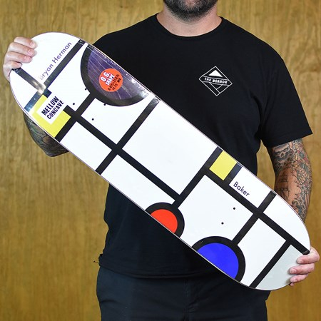 Baker Bryan Herman Primary Deck White in stock now.