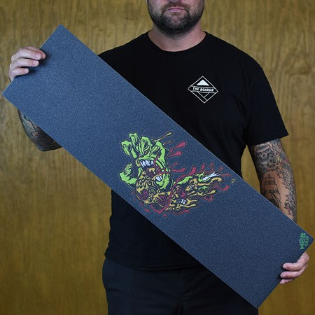 Mob Grip Tape Dirty Donny Grip Black in stock now.
