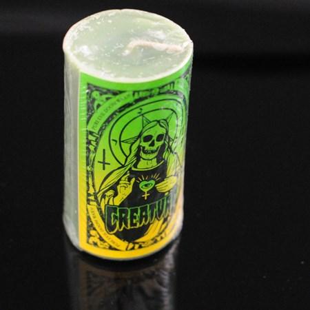 Creature Doom Curb Wax Green