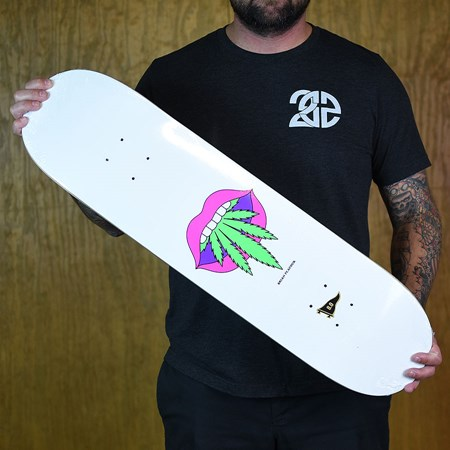 Primitive Brian Peacock Taste Buds Deck Multi Colored in stock now.