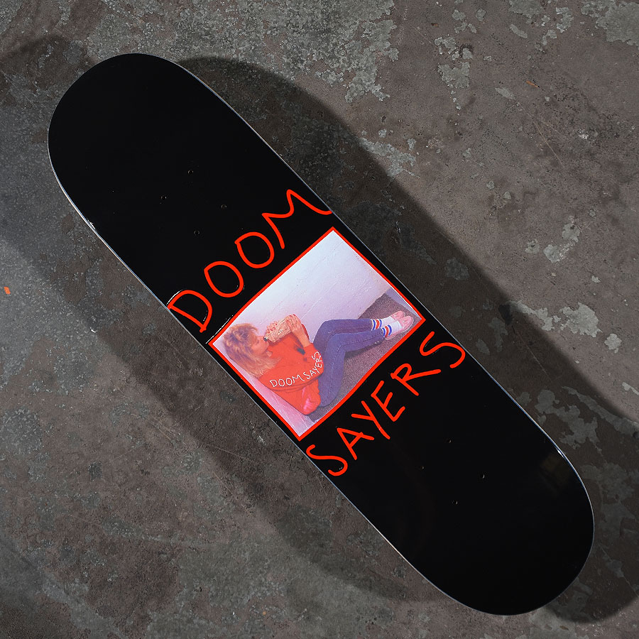 Black Decks Becky Deck in Stock Now