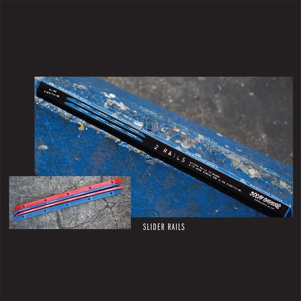 Doom Sayers Slider Rails Blue